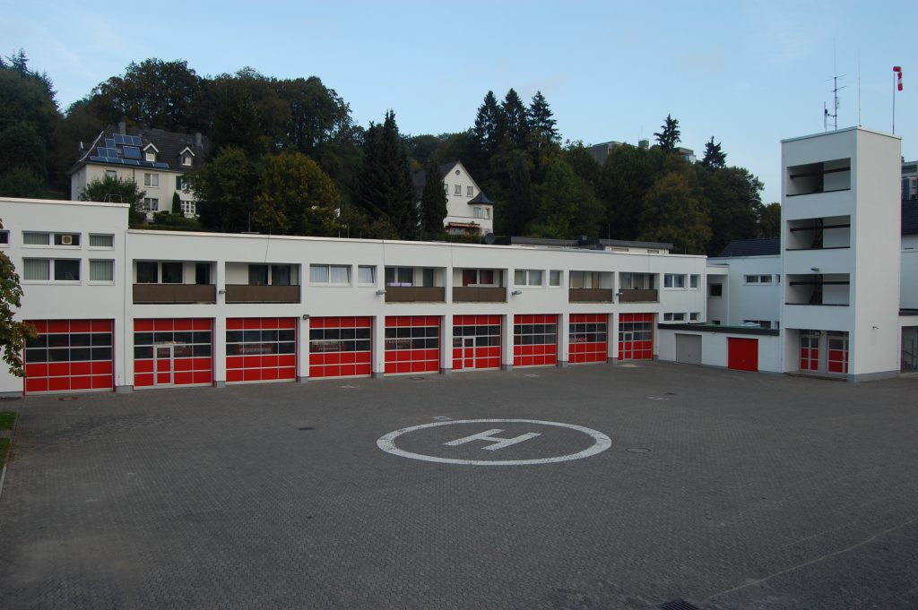 Feuerwehrhaus Attendorn