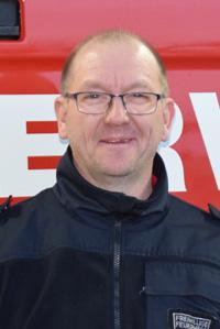 HBM Dirk Hübner : Brandschutzerzieher